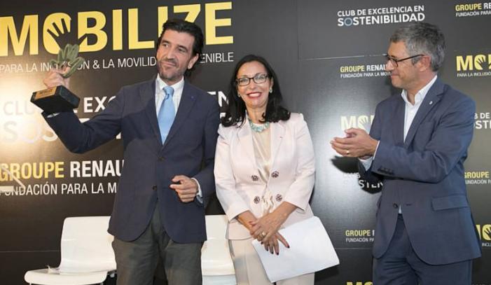 Scoobic, ganador del premio a la Movilidad Sostenible de Renault